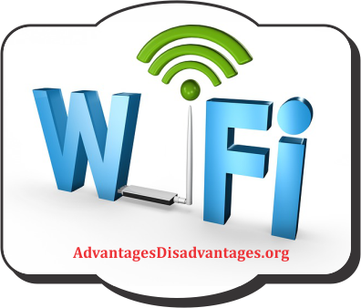 Advantages of Wi-fi