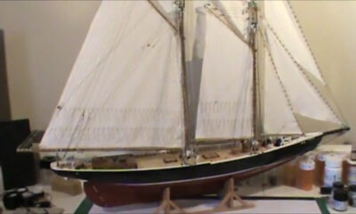 How to Build a Custom Model Ship