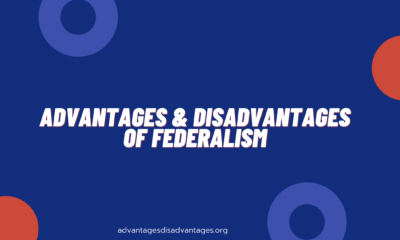 Advantages and Disadvantages of Federalism