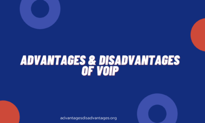 Advantages and Disadvantages of VOIP