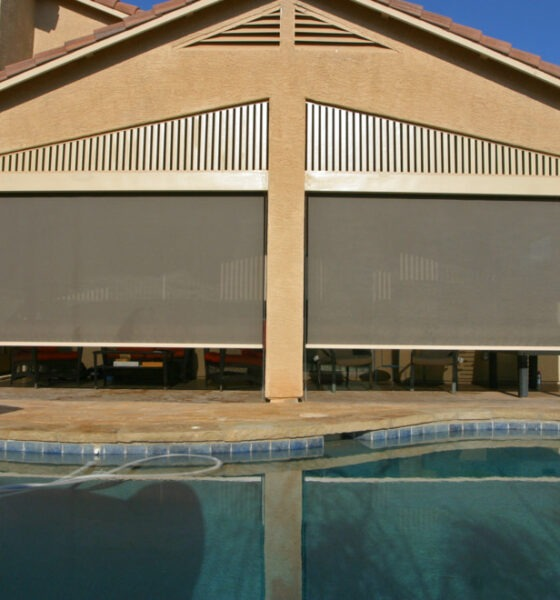 Some Frequently Asked Questions about Outdoor Patio Blinds