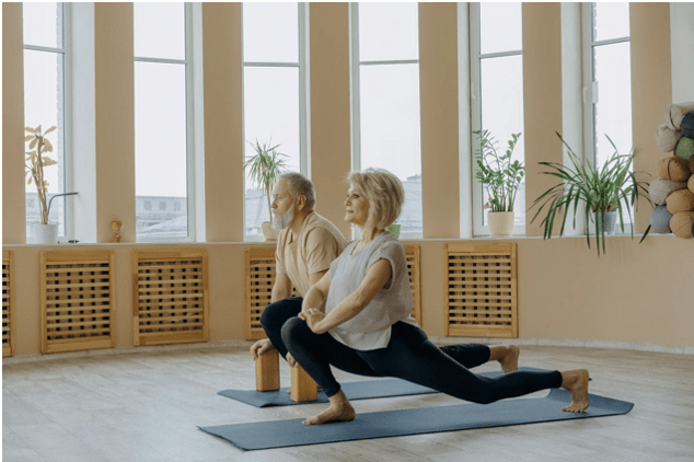 The Health Benefits That Pilates Training Provides