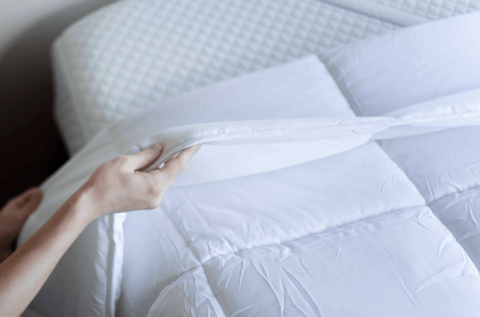 Preventing Your Comforter Cover From Slipping Out